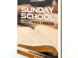 STUDENT MANUAL RCCG SUNDAY SCHOOL