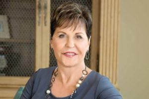 Joyce Meyer 's daily sermon for today :Integrity - Daily