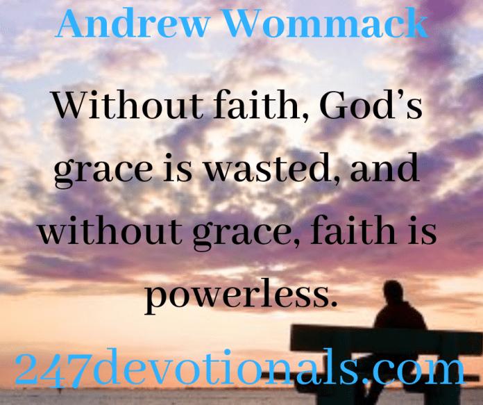Andrew Wommack devotion