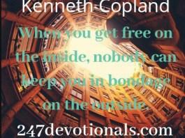 Kenneth Copland devotion
