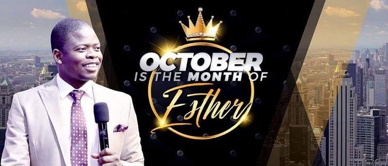 Prophet Shepherd Bushiri October The Month Of Esther Ecg