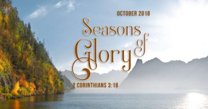 PROPHETIC FOCUS FOR OCTOBER 2018