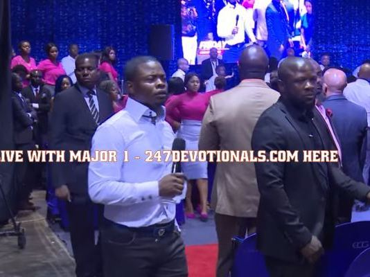 Prophetic Voice 247devotionals.com Shephard Bushiri