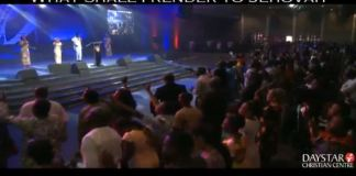 Daystar Live Sunday Online Service Nov 4