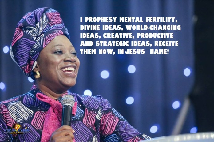 Dr Paul and Pastor Becky Enenche