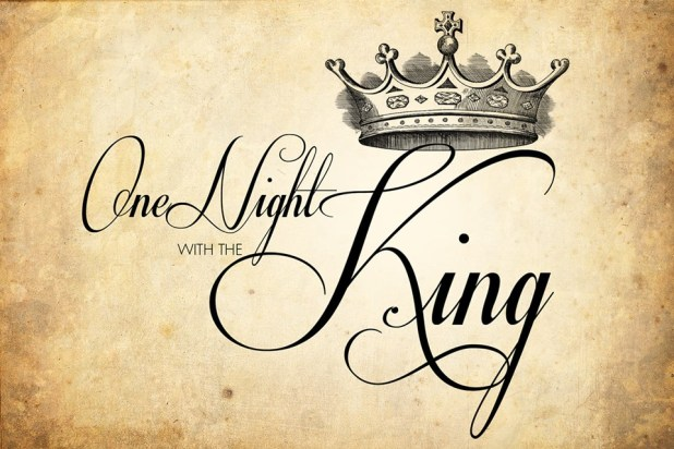Friday will be the last One Night With The King 10PM