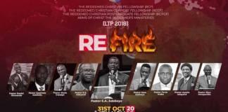 RCCG RCF CONVENTION 2018 247devotionals.com