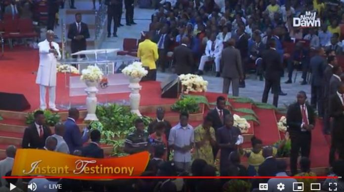 Live Pre Shiloh Encounter 2nd December 2018 David Oyedepo