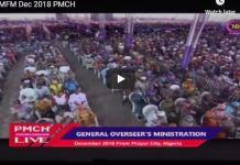 MFM Dec 2018 PMCH With Dr Daniel Kolawole Olukoya