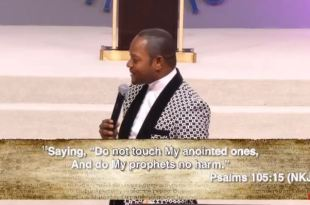 Pastor Alph Lukau Live January 2019