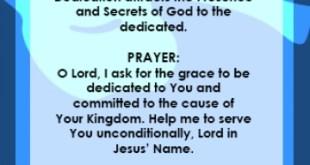 Paul Enenche SOD Devotion 10 January 2019