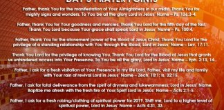 Paul enenche day 5 fasting