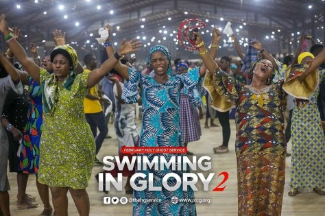RCCG February 2019 Holy Ghost Service