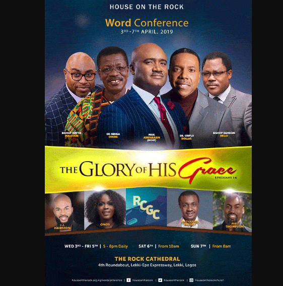 house on the rock Wor conference 2019