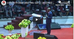 LIVE Stream Winners' Easter Youth Camp 2019