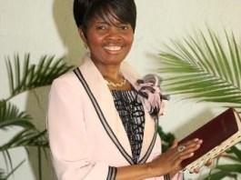 Pastor Faith Oyedepo