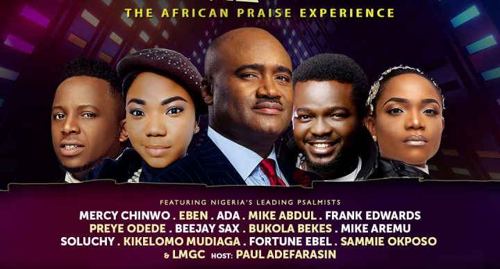 tape the african praise