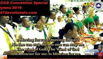 RCCG Special Hymn