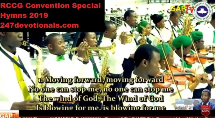 RCCG Special Hymn