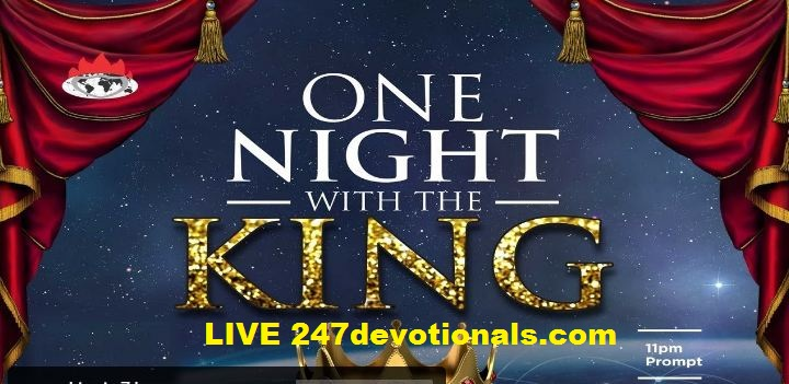 Live stream one night with he king