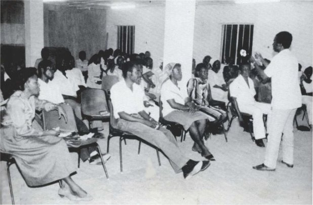 Bishop David Oyedepo throw back