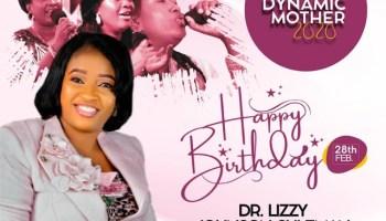 HAPPY BIRTHDAY Dr. Lizzy Johnson-Suleman