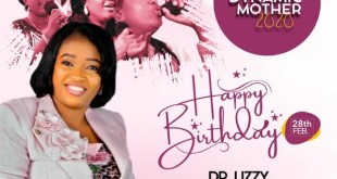 HAPPY BIRTHDAY Dr. Lizzy Johnson-Suleman