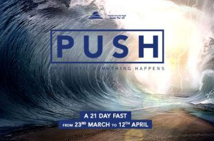 House On The Rock 2020 FASTING P.U.S.H.