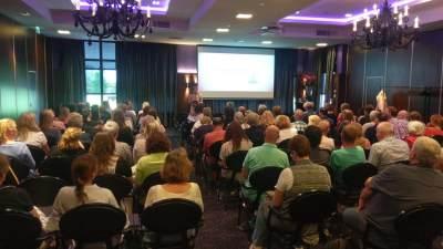 Plenaire workshop door Rick Kwekkeboom