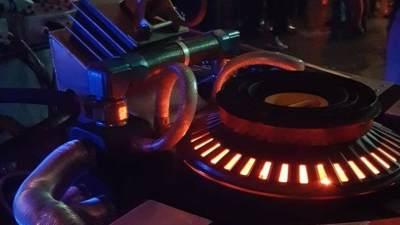 Back to the Future DeLorean huren in Amsterdam Mr. Fusion