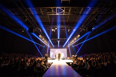 Central Studios in Utrecht - Catwalk show