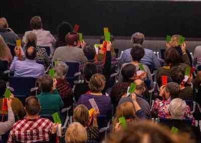 Congres voor cliëntenraden gehandicaptenzorg