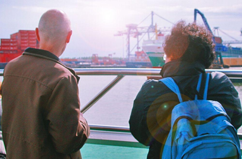 Stadsspel van Rotterdam incl. rondvaart en lunch
