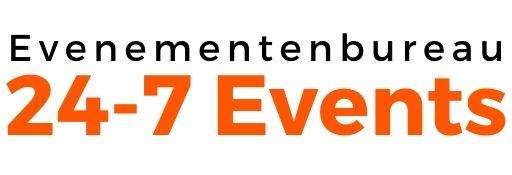 Logo evenementenbureau 24-7 Events _ Mercury 247, 3769KD Soesterberg _ events@247events.nl _ 085 - 0028111