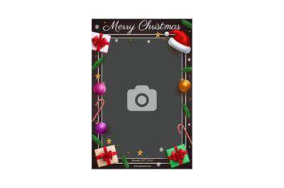 Bedrijfsfeest, Personeelsfeest, Kerst, Fotobooth huren, fotocollage, kadootjes en zuurstokken 2