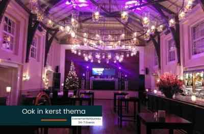 Bedrijfsfeest tijdens kerst met als thema Las Vegas