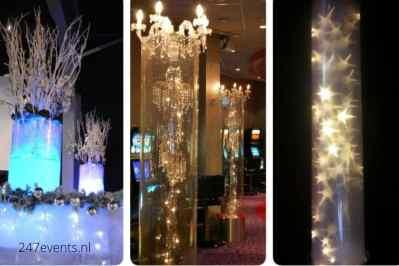 Kerstfeest zakelijk evenement of personeelsfeest met thema Ice Age, Winterwonderland of Frozen afbeelding 7