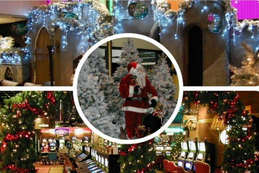Kerstfeest zakelijk evenement of personeelsfeest met winter thema Christmas Fairy tale galerij afbeelding 12