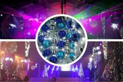 Kerstfeest zakelijk evenement of personeelsfeest met winter thema Christmas Fairy tale galerij afbeelding 8