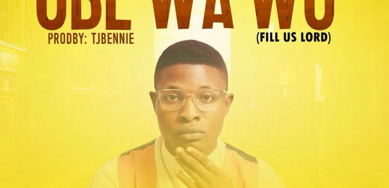 #Music : GbeWaWo (Audio + Lyrics) ~ TDZeal [@iamTDzeal]