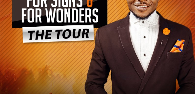 """#Events : IbukunOluwa PRESENTS """"FOR SIGNS AND FOR WONDERS [THE TOUR]"""" 