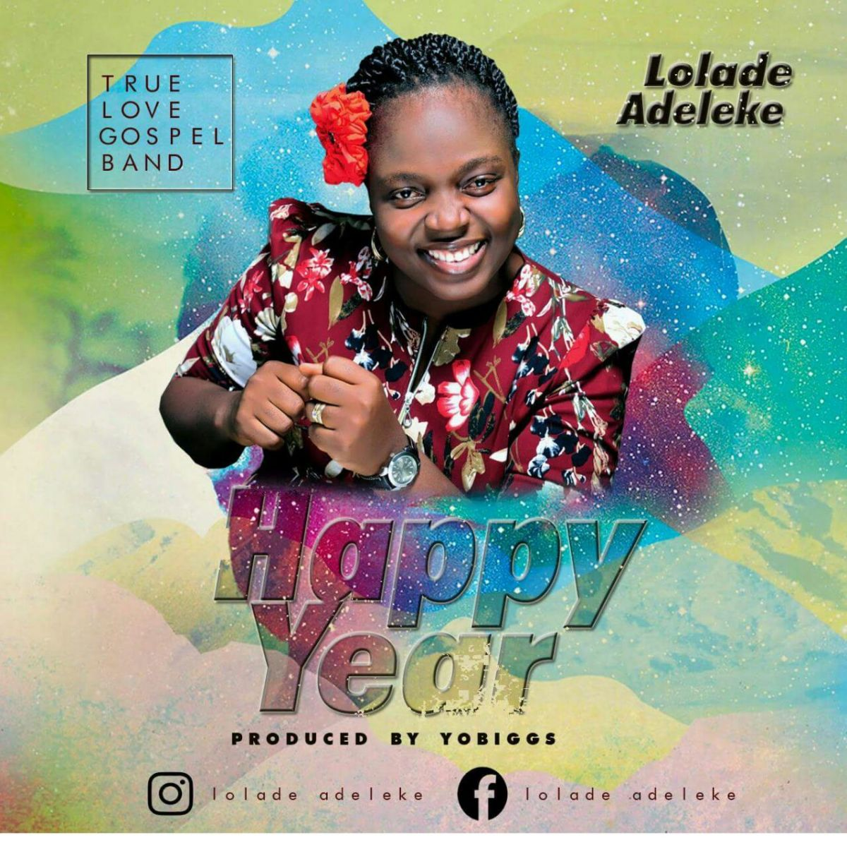 #Music : Happy Year - Lolade Adeleke (@loladeadeleke)