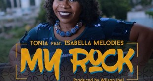 MY ROCK BY TONIA
