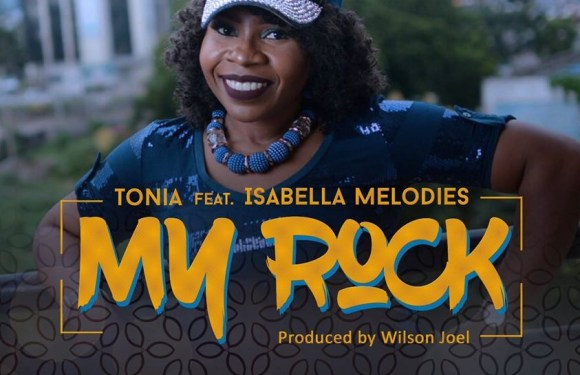 #News : Tonia Unveils My Rock Artwork ft Isabella Melodies @toniashodunke @isabellamelodie