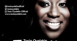 THANKFUL BY TOSIN OYELAKIN