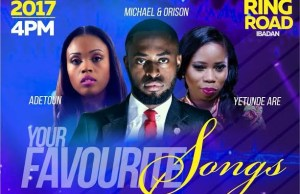 "Event: Michael Fakoya [@mykelfakoya] & Orison Presents ""Your Favourite Songs"" Worship Concert @247gvibes"