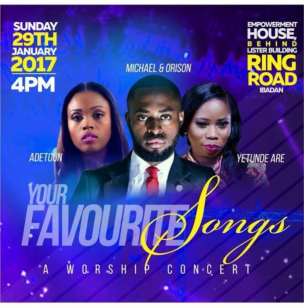 "Event: Michael Fakoya [@mykelfakoya] & Orison Presents ""Your Favourite Songs"" Worship Concert @247gvibes"