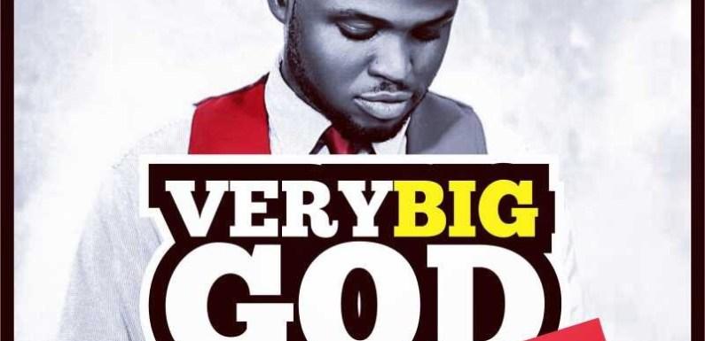 #News : Wole Emmanuel unveils VERY BIG GOD Album + VERY BIG GOD Revamped Single | @WoleEmmanueL || Cc @gospelnaija