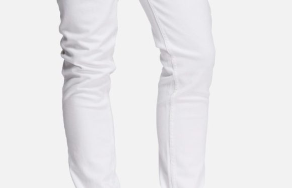 Ways Men Can Wear White Jeans Without Looking Weird