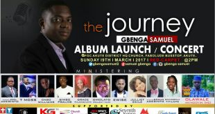 THE JOURNEY ALBUM BY GBENGA SAMUEL